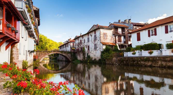 Excursion saint jean pied de port et oss s basque - Saint jean de pied de port compostelle ...
